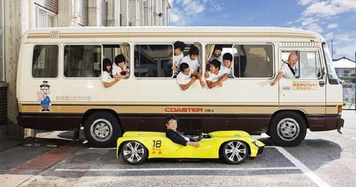 Pasquali Riscio Этот итальянский трехколесный электромобиль очень похож на тележку индийского рикши,
