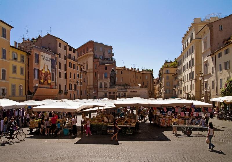 Главные площади Рима фото 3