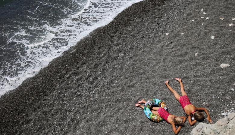 Добыча песка убивает крымские пляжи