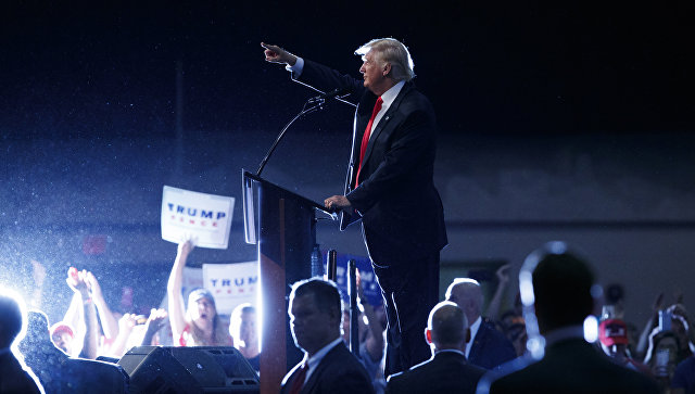 Трамп обвинил приверженцев Клинтон вподжоге штаба республиканцев