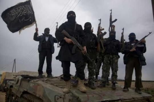 Исламские террористы экстремистской группировки несбивали вертолет, онсовершил вынужденную посадку— МинобороныРФ