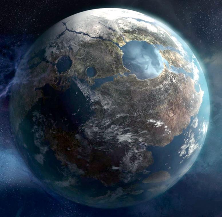 Названы условия обитаемости наближайшей кЗемле экзопланете