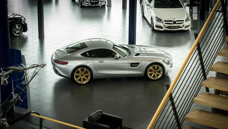 Lorinser прокачал Mercedes-AMG GT