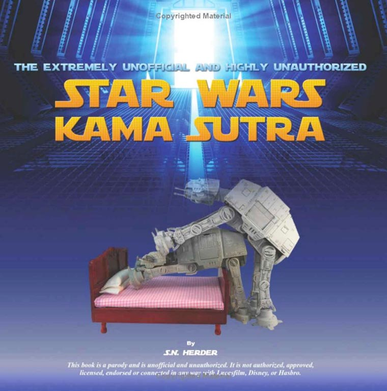 Star Wars Kamasutra - The most improbable sexual positions of the galaxy