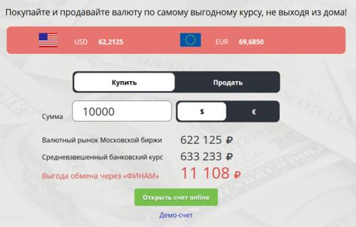 Как я менял евро на рубли