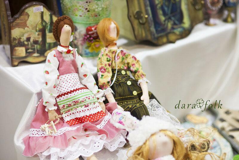 Весенняя ярмарка подарков 2017