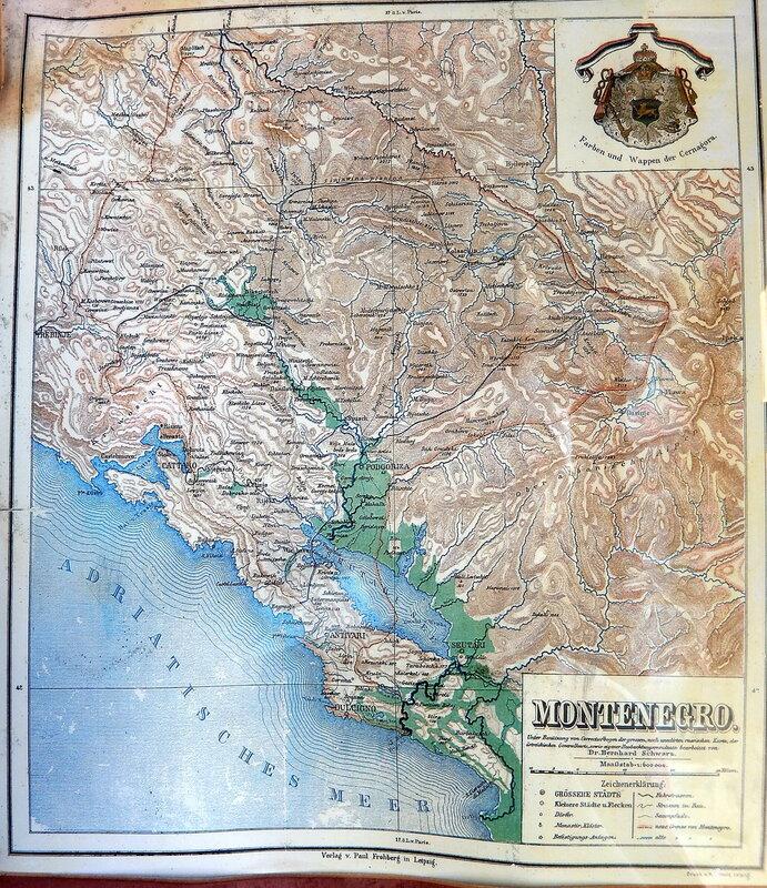 Княжество Черногория (конец XIX - начало XX века)
