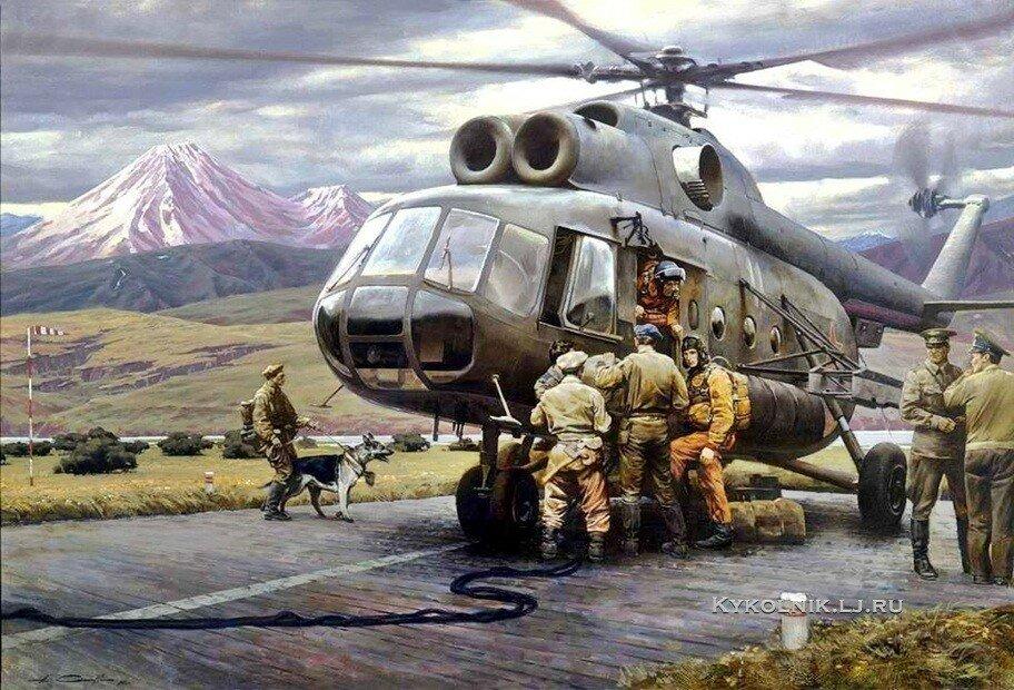 Изобразительное искусство СССР. Авиация