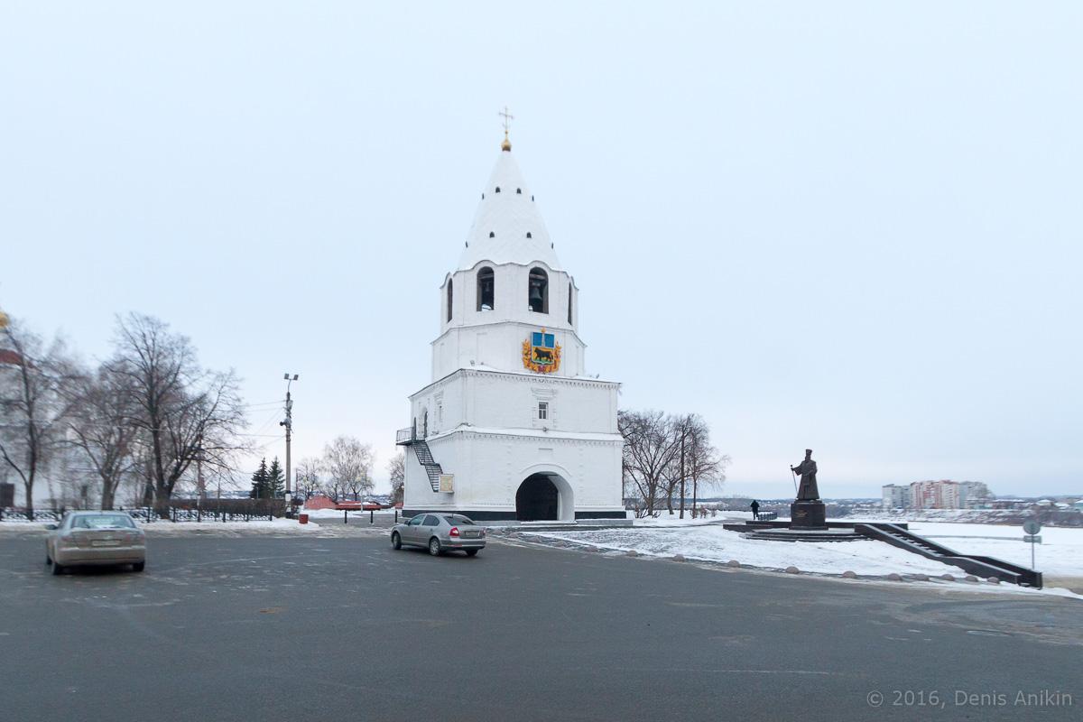 Сызранский Кремль фото 5