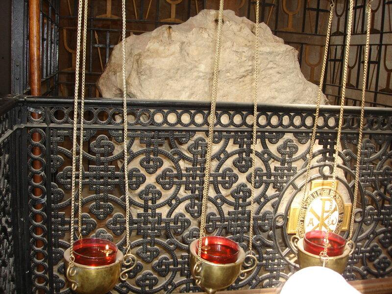 Святая земля, Иерусалим, храм Александра Невского