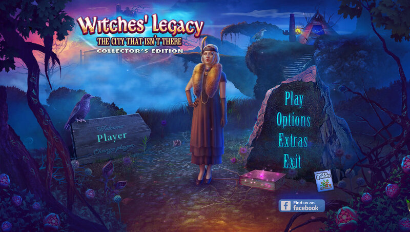 Witches' Legacy: The City That Isn't There CE