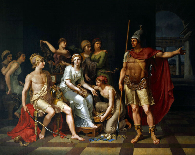 trojan war and medea Menelaus was a king of sparta in greek mythology, husband of helenhe was one of the main characters involved in the trojan warhis parents were atreus and aerope, while his brother was agamemnon who ruled over the city of mycenae.