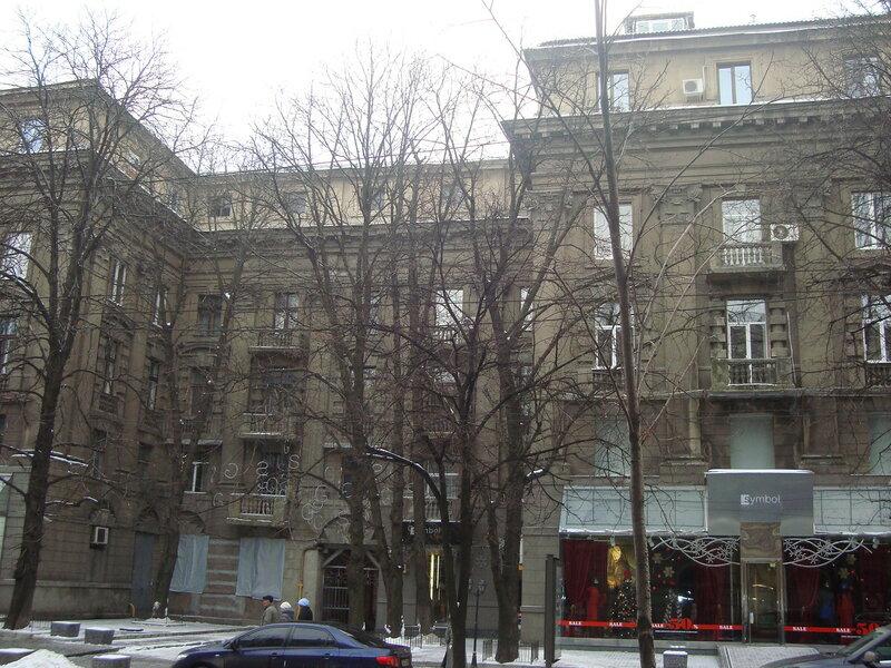 Харьков. Сумская ул., д.116