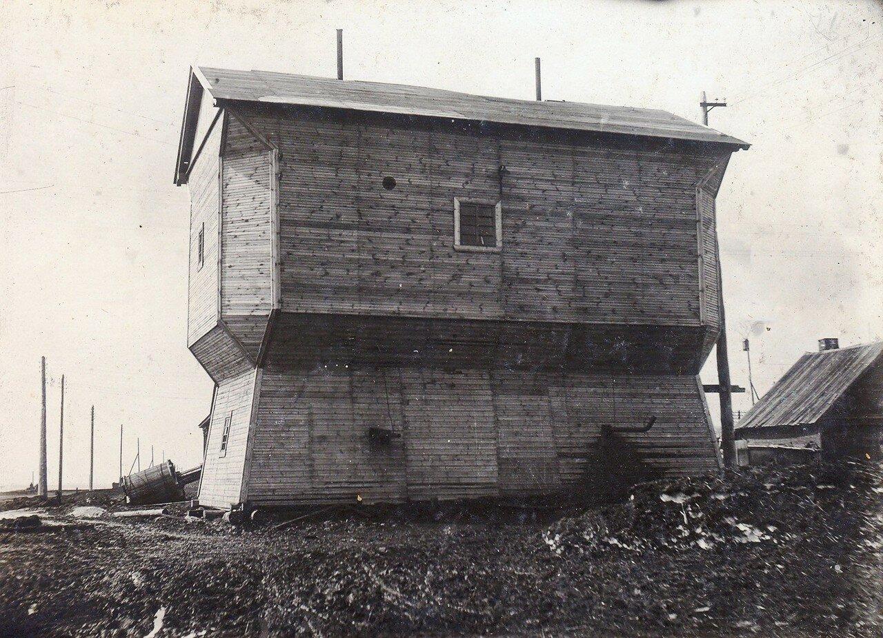 1928. Водонапорный бак в Побединской колонии