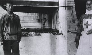 Полевой подвижный госпиталь No. 75. Кухня