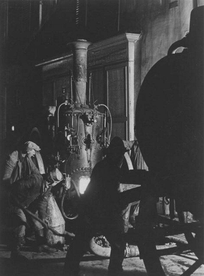 1931. Мусорщики