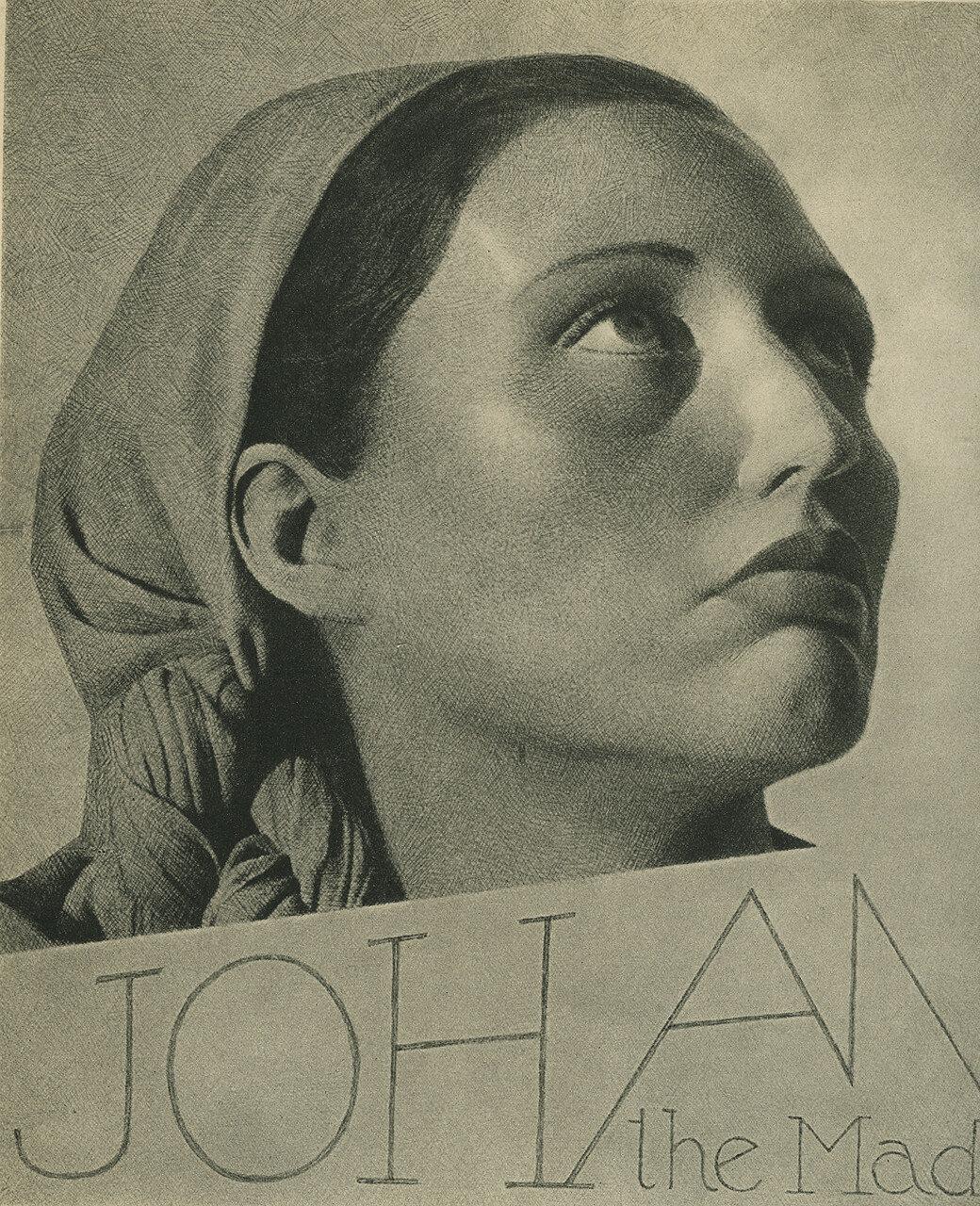1936. «Мадонны и монстры». Хуанна Безумная