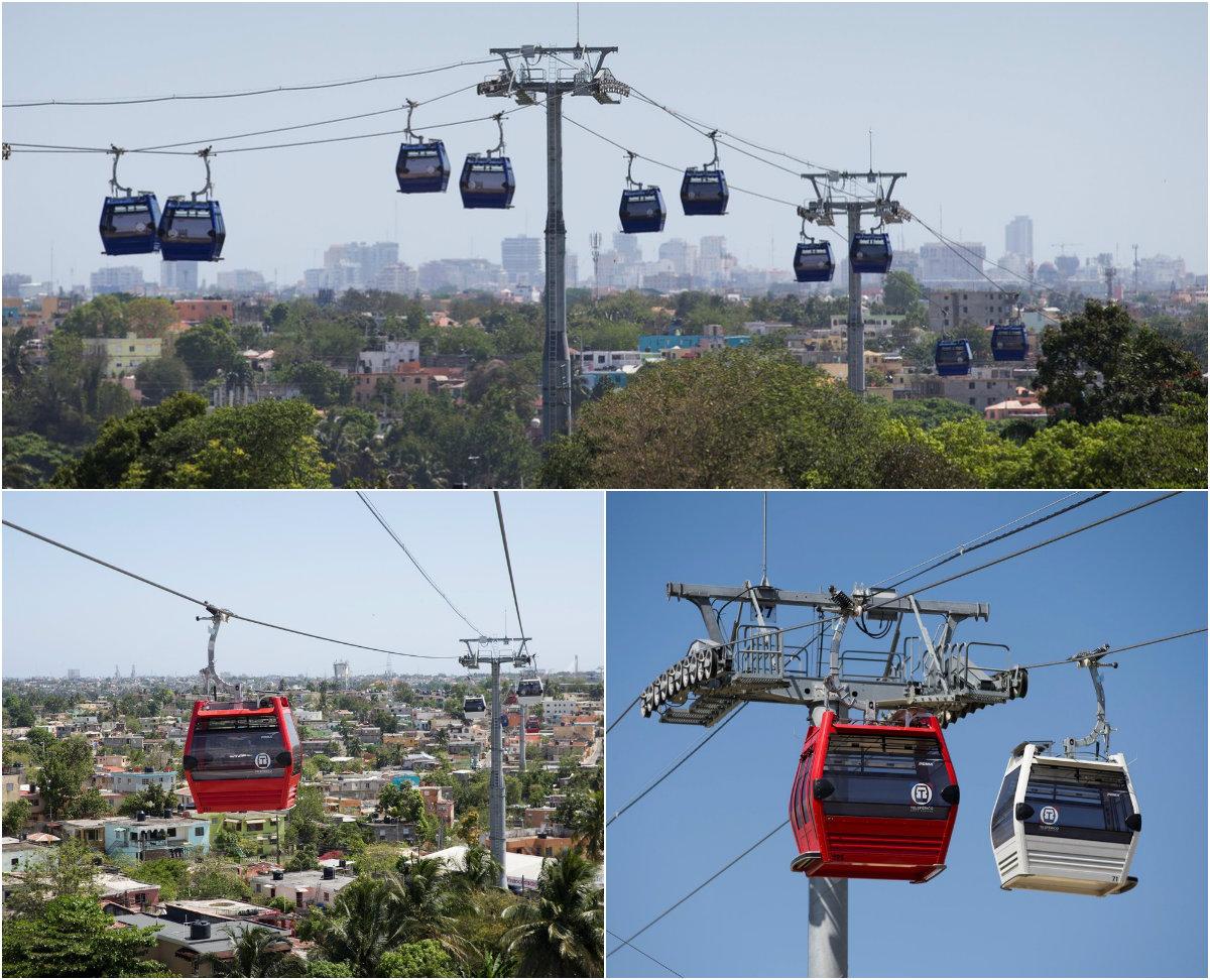 Канатная дорога в Доминиканской Республике: достопримечательность и транспорт