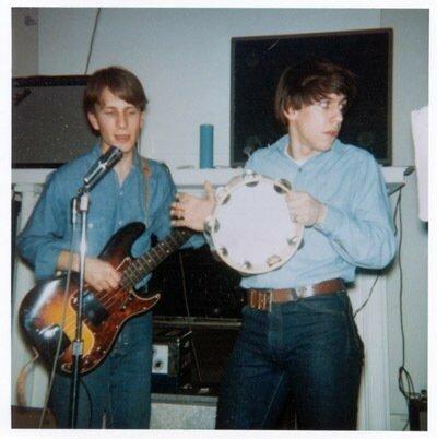Экспериментаторы в рок музыке.