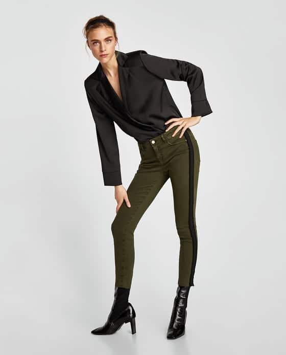 6 модных фасонов джинсов на весну, которые подойдут каждой! (6 фото)