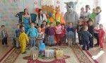 Благотворительная акция«Подари ребенку книгу – подари ребенку мир!»
