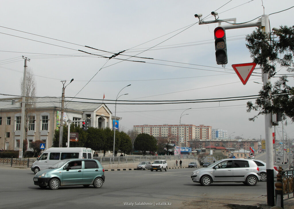 Город Ош