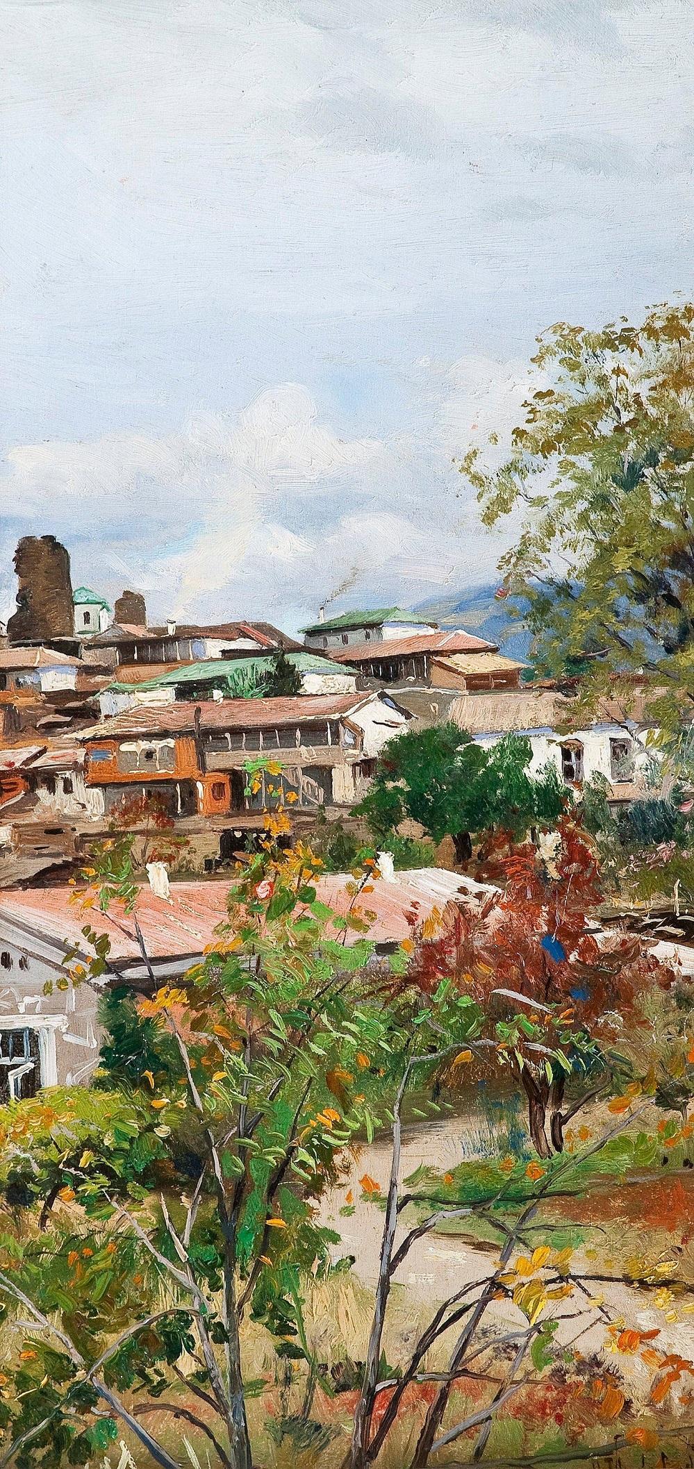A Town View