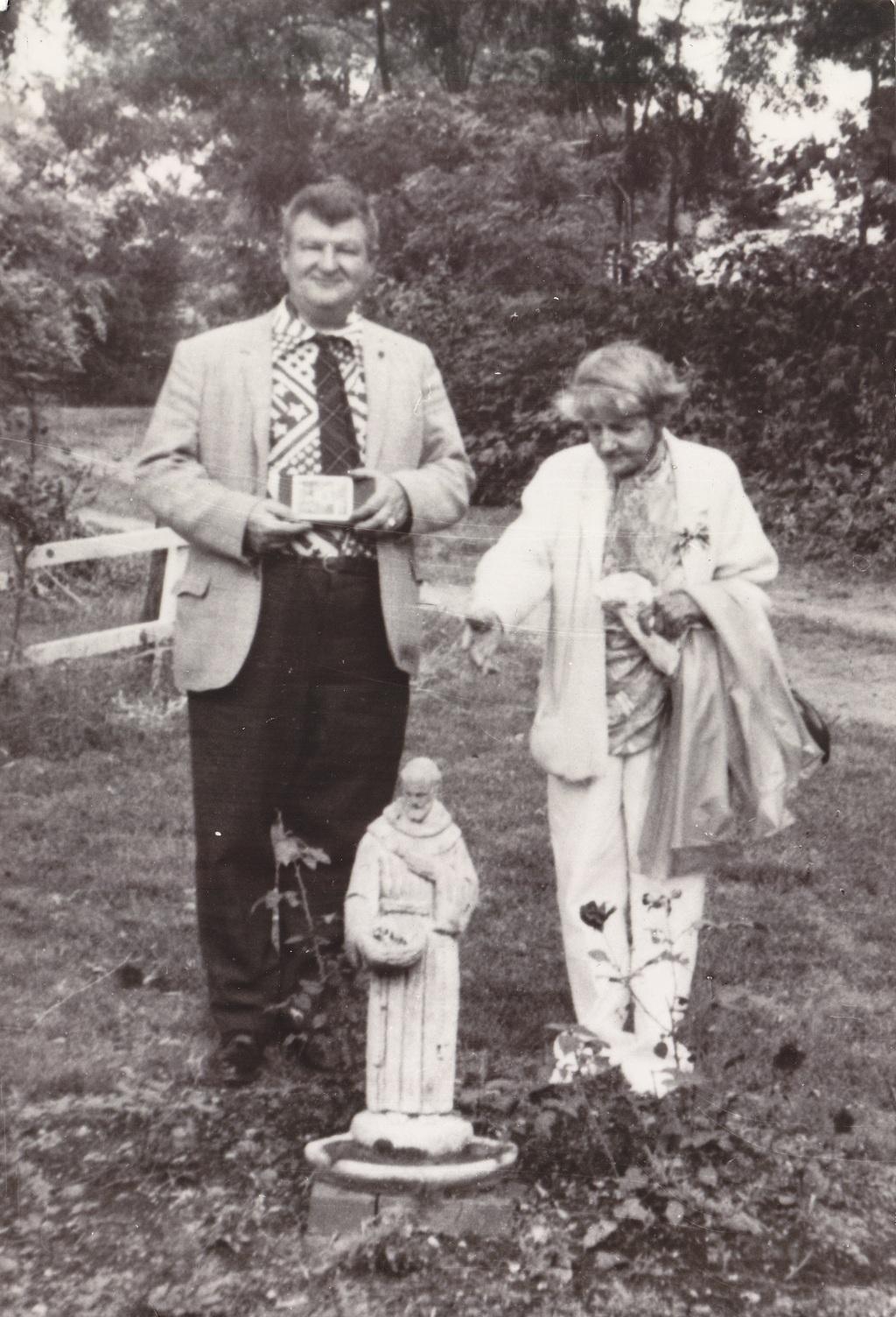 1970. Джек Мэнэхэн и Анастасия