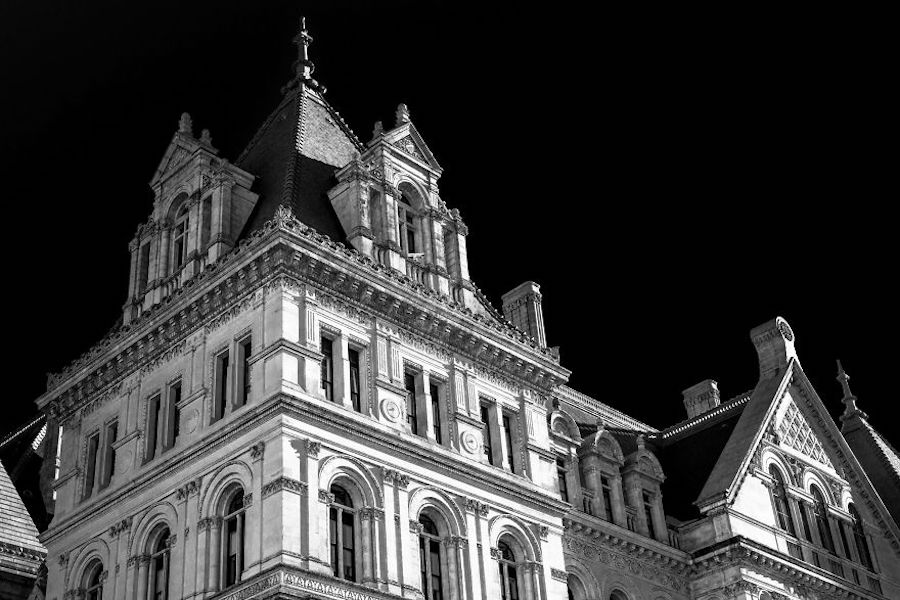 black and white Black & White New York city cities website design photos