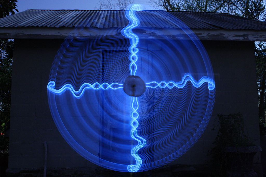 Light Paintings - Wes Whaley