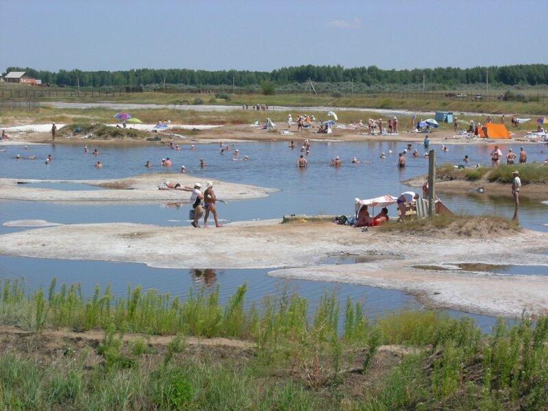 Соляной курорт Соль-Илецк