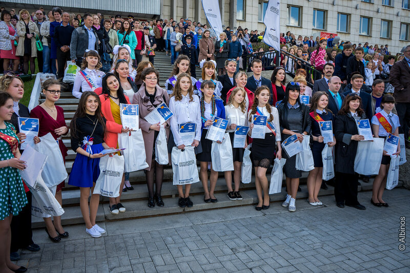 Школьный вальс-2017