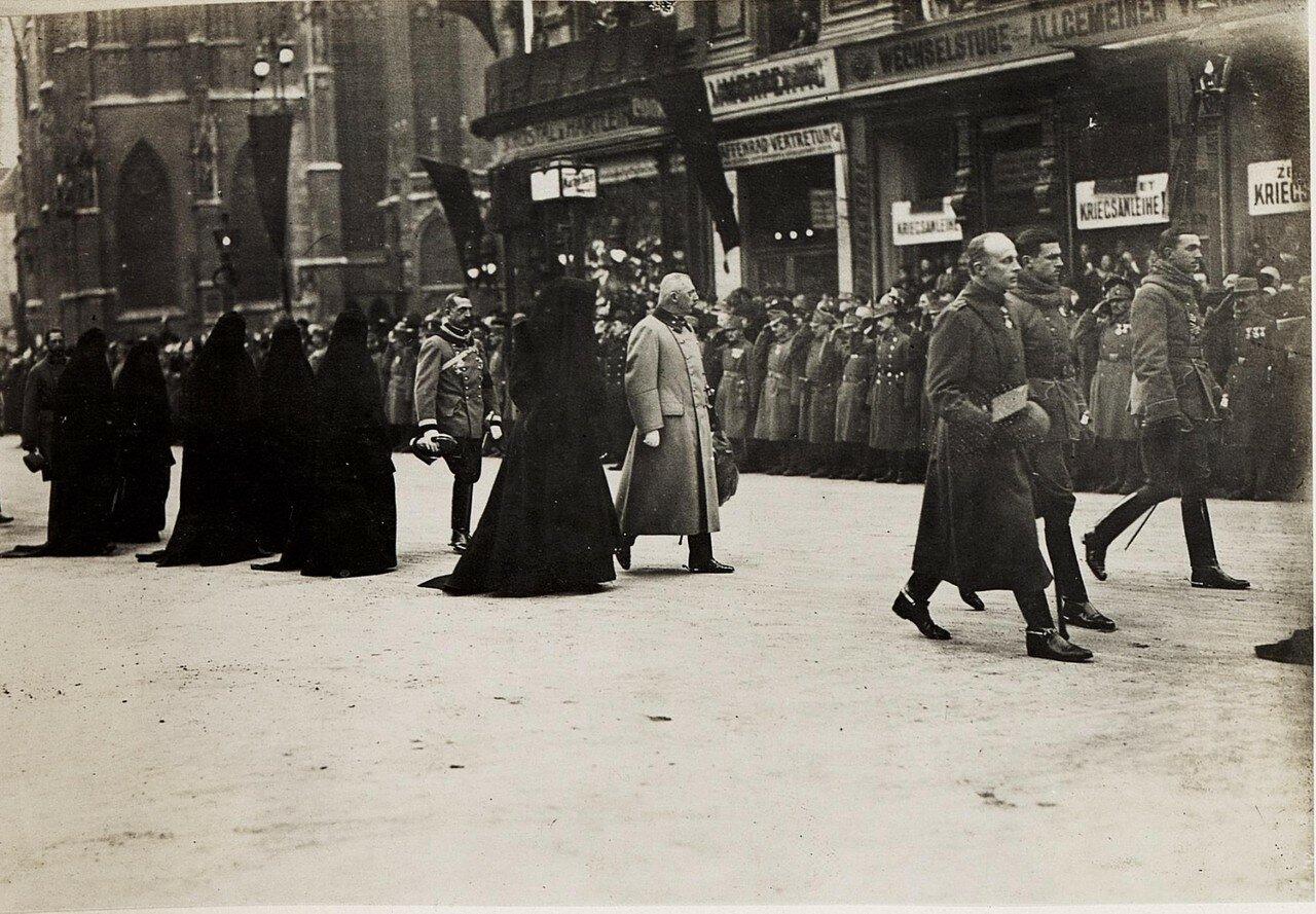 Begrдbnis von Kaiser Franz Joseph