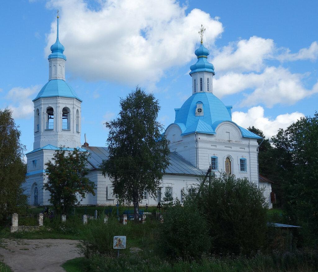 храм, Аксеново