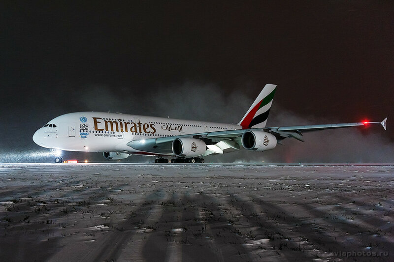 Airbus A380-861 (A6-EDT) Emirates 170_D706695b
