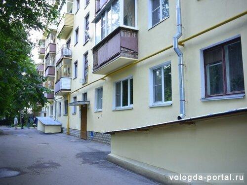Капитальный ремонт домов практически выполнен в Вологде