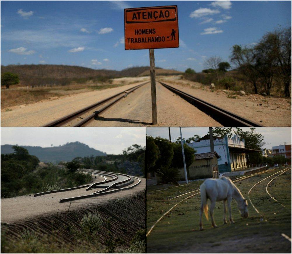 Бразильская «Железная дорога в никуда»