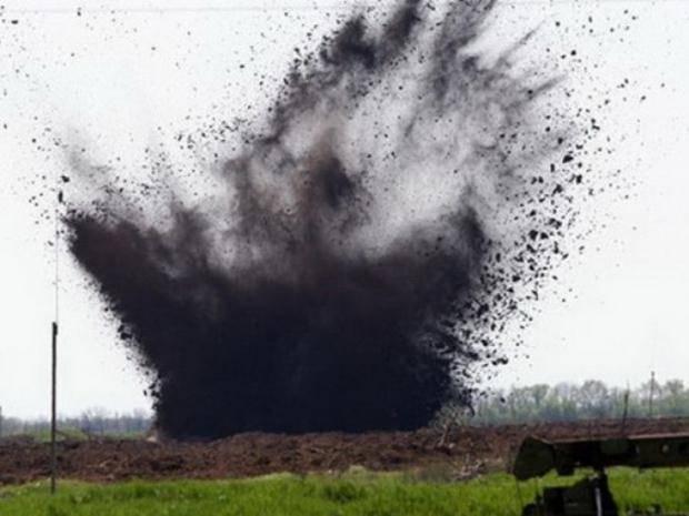 Под Мариуполем зафиксированы сотни взрывов, - ОБСЕ