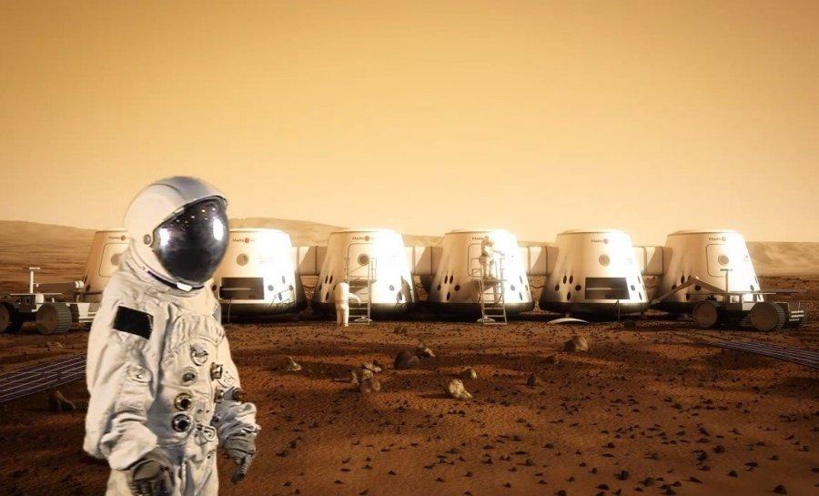 Полет на Марс грозит космонавтам слабоумием