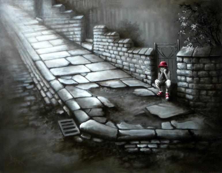 Из детства / Художник Bob Barker