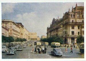 СССР, Москва. Театральный проезд. ИЗОГИЗ, 1960, 275 тыс.jpg