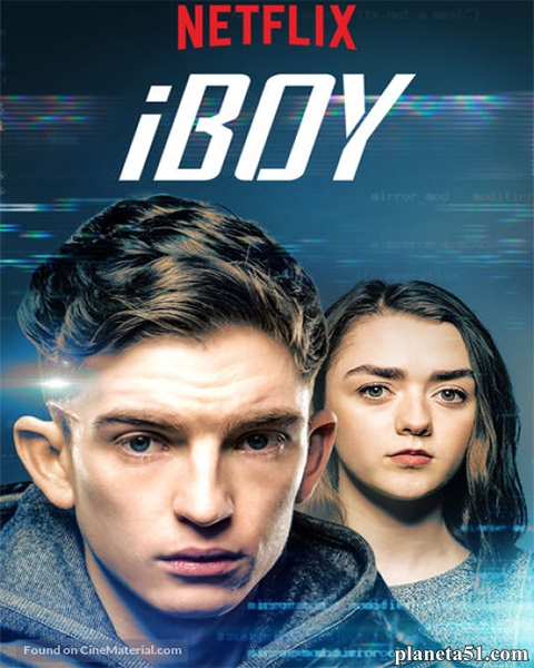 iБой / iBoy (2017/WEB-DL/WEB-DLRip)