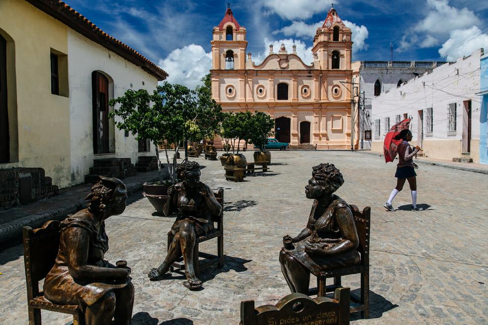18. Если хочется отдохнуть от новостей и интернета, Куба — как раз то, что доктор прописал. Ник