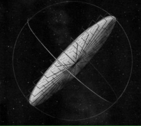 Эксперименты в космическом пространстве стали гипотетически возможны, после того как в распоряжении