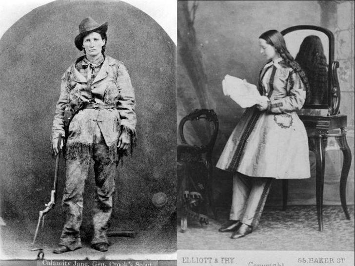 Марта Джейн Канари Берк, или Бедовая Джейн, была американской жительницей фронтира на Диком Западе,