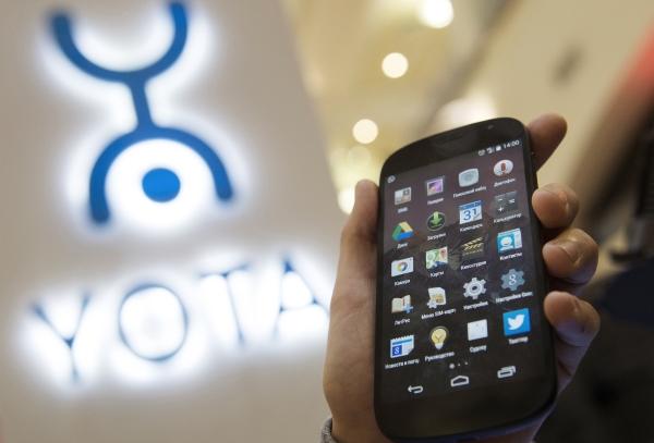 YotaPhone 2 вКитайской народной республике стоит дешевле, чем в РФ