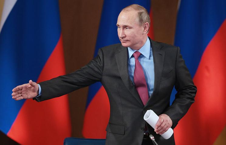 ПрезидентРФ Владимир Путин проведет встречу сгендиректором Louis Vuitton