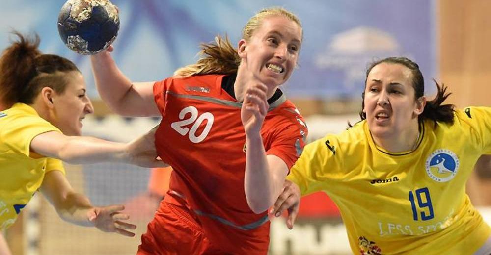 Русские гандболистки проиграли команде Норвегии вматчеЧЕ вШвеции