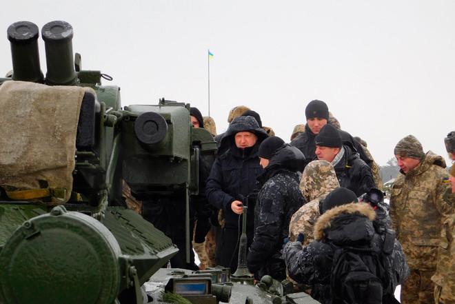 Укроборонпром представил систему управления огнём «Охотник»