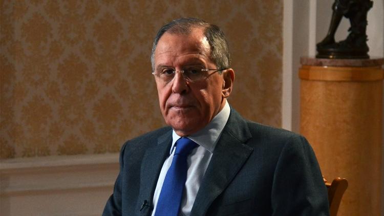 Лавров назвал провокационной идею осоздании группировки НАТО вЧерном море